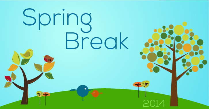 spring vacation clipart - photo #21